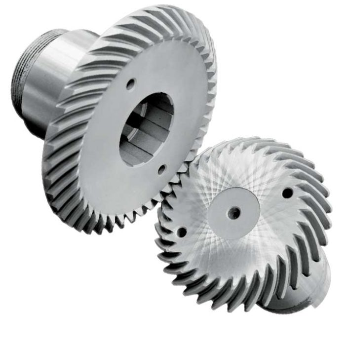 Palloid Spiral Bevel Gear Set